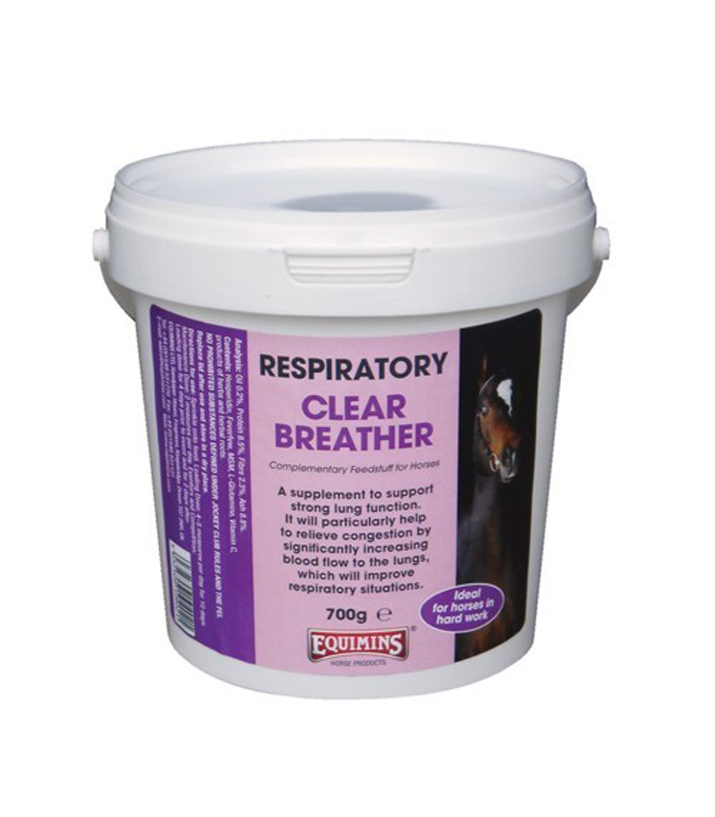 "Подкормка ""Clear Breather supplement"", 700 гр"